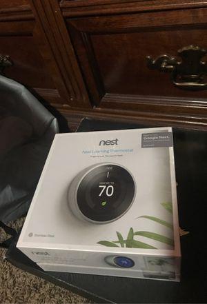 Nest Thermostat for Sale in Hyattsville, MD