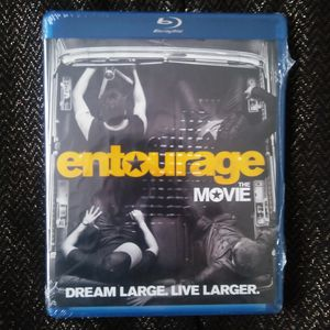 BLUE RAY DVD ENTOURAGE THE MOVIE for Sale in Beverly Hills, CA
