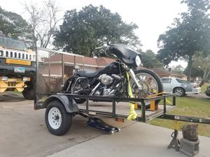 2016 tractor supply trail 8'x5 for Sale in Santa Fe, TX