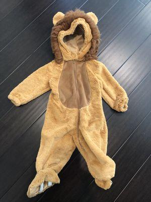 Lion Costume 12 months for Sale in La Mirada, CA