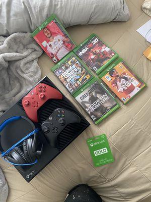 Xbox one for Sale in Novato, CA