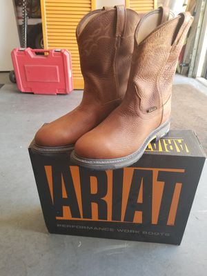 Ariat Work Boots (New) for Sale in Hudson, FL