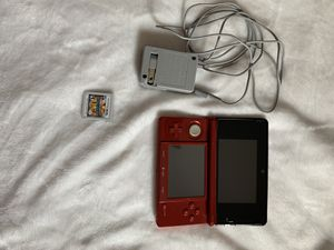Nintendo 3DS flame Red for Sale in Hialeah, FL