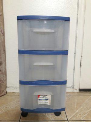 Plastic drawer $7 for Sale in Phoenix, AZ