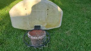 Basketball hoop and backboard for Sale in Houston, TX