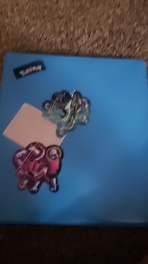 Pokemon binder 17 pages double sided for Sale in Washougal, WA