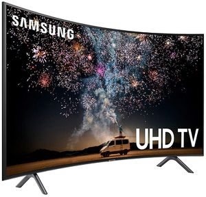 "Smart TV Televisor 65"" Curved LED 4K Samsung UN65NU7300 for Sale in Miami, FL"