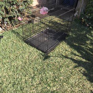 Large Dog Crate (German Shepherd) for Sale in East Los Angeles, CA
