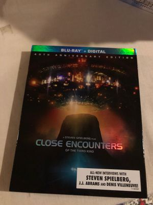 Close Encounters of the Third Kind - 40th Anniversary Edition for Sale in Lake Lotawana, MO