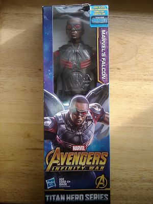 Marvel's Falcon Avengers action figure for Sale in Raleigh, NC