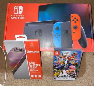 Nintendo switch ultimate bundle for Sale in Acampo, CA