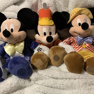 Mickey Mouse Club plush Set for Sale in Chicago, IL