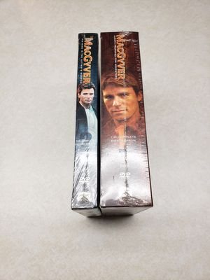 Macgyver seasons 1-2 for Sale in Entiat, WA