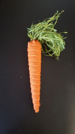 Unique Carrot garden decor for Sale in Huntington Beach, CA