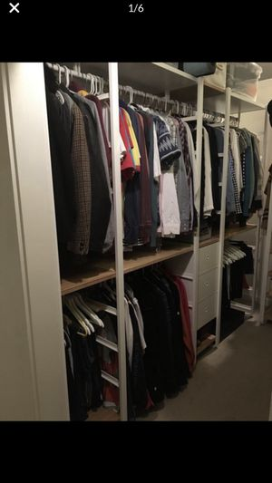 Closet Organizer - Elvari IKEA for Sale in Snohomish, WA