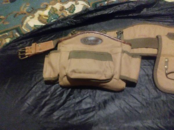 21 pocket heavy duty tool belt
