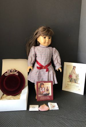 American Girl Samantha Parkington Doll Outfits #2135 for Sale in Suffolk, VA