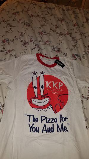 Mr. Crab shirt size Medium (women size) for Sale in Burbank, CA