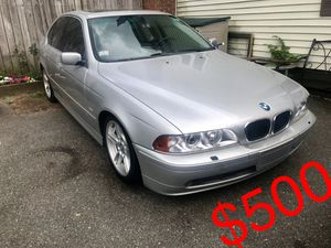 2003 530i sport 160,000 miles(NO TITLE) Selling as parts car for Sale in Peabody, MA