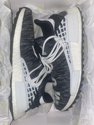 Adidas nmd human race Oreo size 12.5 for Sale in Snohomish, WA