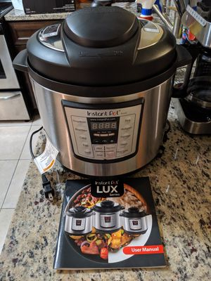 Instant Pot IP-Lux 6 Quart 3 in 1 for Sale in Fort Lauderdale, FL