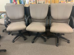 Free office chairs for Sale in San Jose, CA