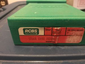 RCBS Stuck Case Remover for Sale in Lauderdale, MS
