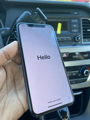 iPhone X 64 GB for Sale in San Diego, CA