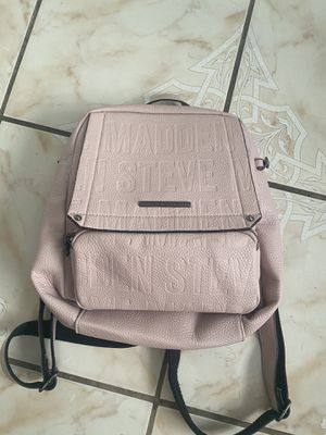 Women's pink Steve Madden small backpack for Sale in Pico Rivera, CA