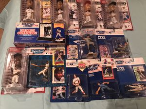 Baseball Starting Lineup Figures for Sale in Riverview, FL