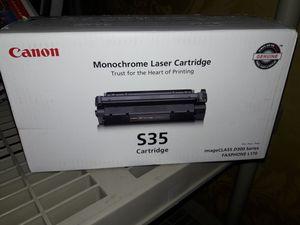 Canon laser cartridge for Sale in Elizabeth, NJ