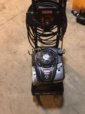 New craftsman 3000 psi pressure washer for Sale in Bedford, OH