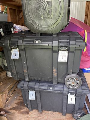 Tools boxes both 120 for Sale in Brandon, FL