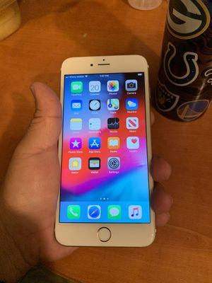 iPhone 6s Plus gold 16 gig UNLOCKED any Carrier cheap now only 190 cash 🏦 for Sale in Fremont, CA