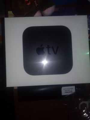 3 Brand new apple tv 32g 4k never been used asking for 350 for Sale in Colton, CA