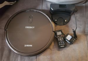 Ecovacs Deebot Robotic Vacuum - for parts for Sale in Olympia, WA