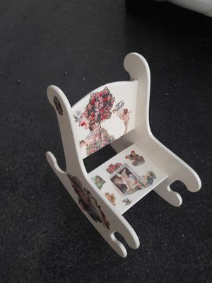 Kids small rocking chair for Sale in Henderson, NV