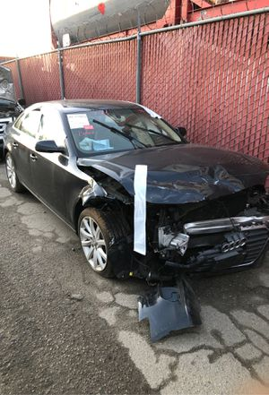 2013 Audi A4 parts only #00720 for Sale in Stockton, CA