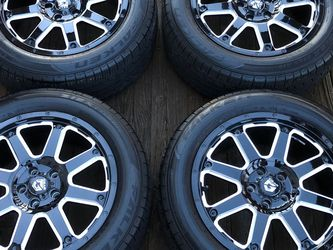 """18"""" Gear Alloy Wheels And Tires Package - Mint! for Sale in Silver Spring,  MD"""