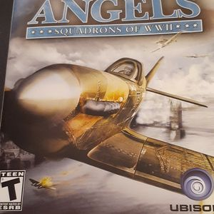 BLAZING ANGELS ***Squadrons Of WWII*** (Nintendo Wii + Wii U) for Sale in Lewisville, TX