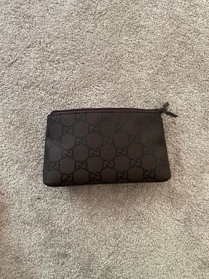 Vintage Gucci Makeup Bag/Pouch for Sale in Redondo Beach, CA