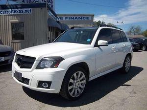 2012 Mercedes-Benz GLK-Class for Sale in San Antonio, TX