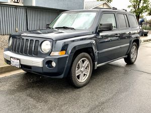 2007 jeep patriot clean title current plates mint conditions at all for Sale in Moreno Valley, CA