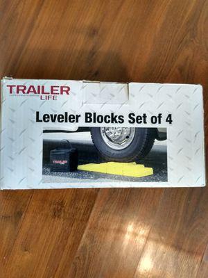 Trailer Life - RV Trailer Leveling Blocks for Sale in Ocoee, FL