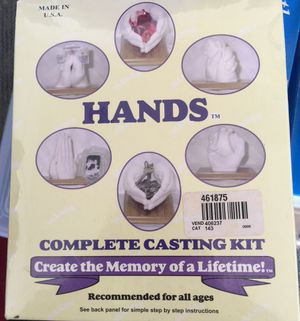 Hands Complete Casting Kit NEW for Sale in San Jose, CA