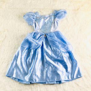 Kids Cinderella Princess Dress 4-6 for Sale in Sylmar, CA