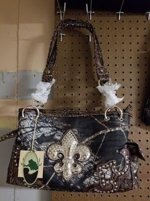 NWT Mossy Oak purse for Sale in Stilwell, OK