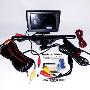 Reverse Camera /Backup Camera and 4.3in Display Monitor for Sale in Hazard, CA