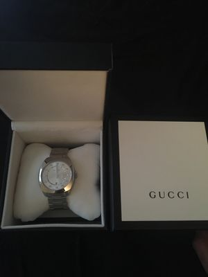 Gucci men's bracelet watch for Sale in Detroit, MI