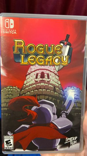 Rouge Legacy Nintendo Switch for Sale in Delano, CA